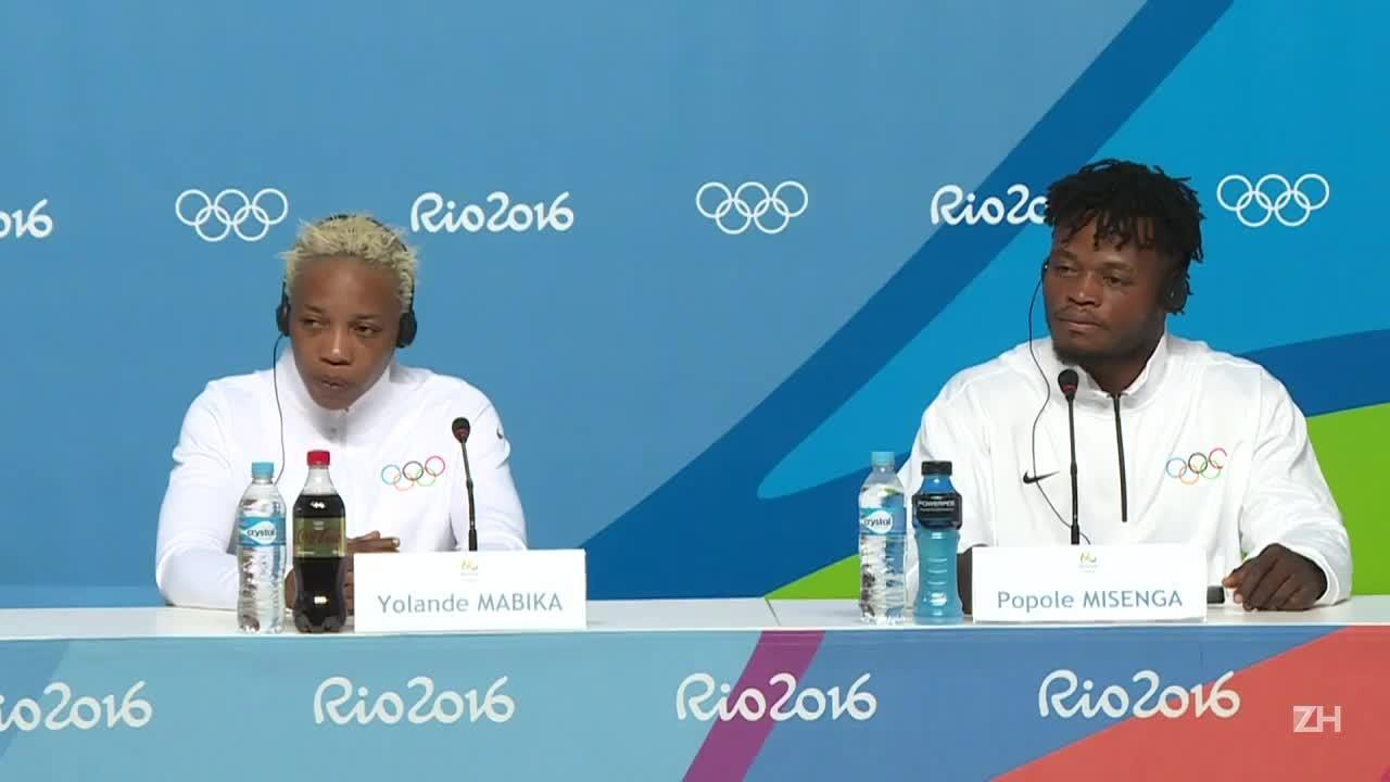 Brasil vira segunda casa de atletas refugiados