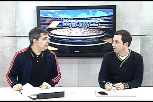 TVCOM Esportes. 2º Bloco. 11.08.16