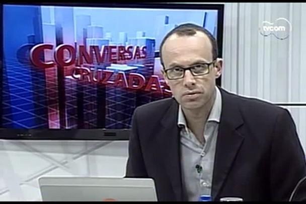 TVCOM Conversas Cruzadas. 2º Bloco. 15.09.16