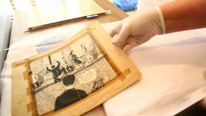 Obras de Meyer Filho são restauradas em Florianópolis