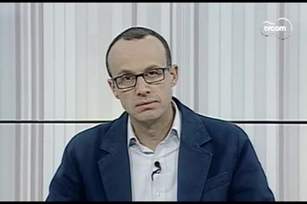 TVCOM Conversas Cruzadas. 1º Bloco. 11.10.16