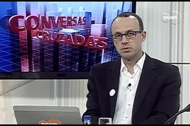 TVCOM Conversas Cruzadas. 4º Bloco. 12.10.16
