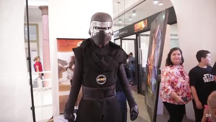 Encontro reúne fãs de Star Wars na Capital