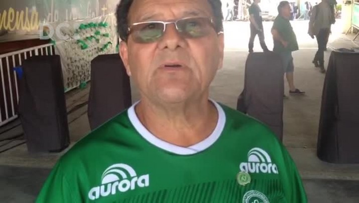 Ex-diretor da Chapecoense fala sobre reerguer a Chapecoense de novo