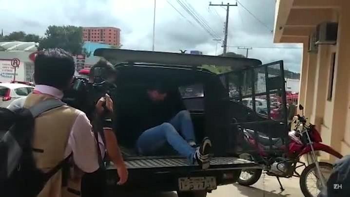 Chefe de banca do jogo do bicho em São Gabriel é preso
