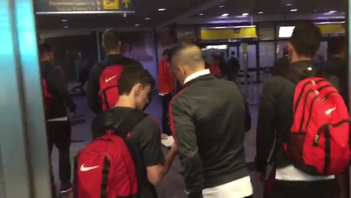 Inter embarca para Londrina