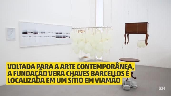 """Conheça a exposição \""""Aã\"""", com obras de arte expostas em meio à natureza em Viamão"""