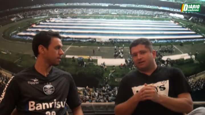 Encontro de craques: Carlos Miguel e Marco Antônio