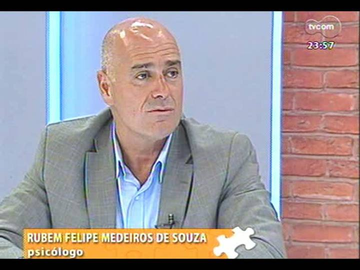 Mãos e Mentes - Momentos marcantes: reveja trechos da entevista do headhunter Rubem Felipe Medeiros de Souza