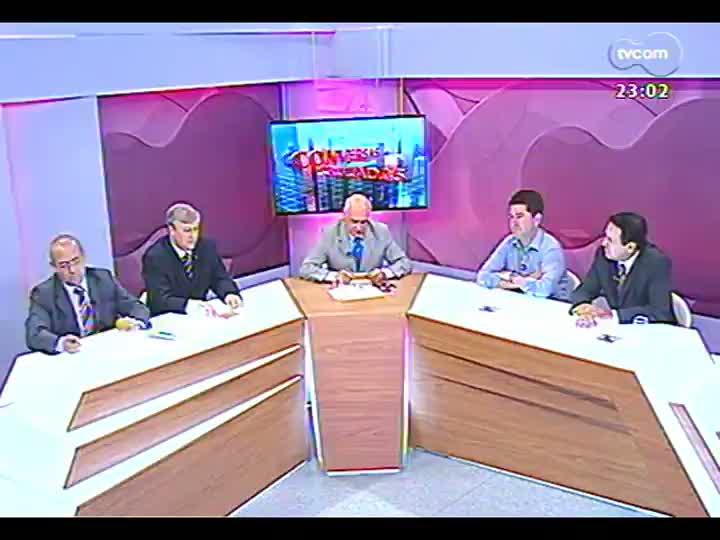 Conversas Cruzadas - Congresso Nacional: expectativas sobre esperadas mudanças são postas em dúvida - Bloco 4 - 18/01/2013