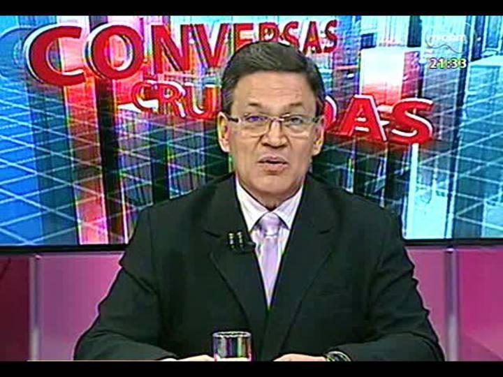 Conversas Cruzadas - Incêndio na boate Kiss, em Santa Maria: como prevenir que tragédias assim aconteçam novamente? - Bloco 1 - 28/01/2013