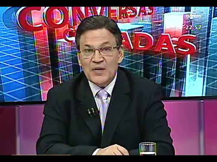 Conversas Cruzadas - Avaliação dos 10 anos de PT no poder - Bloco 3 - 21/02/2013