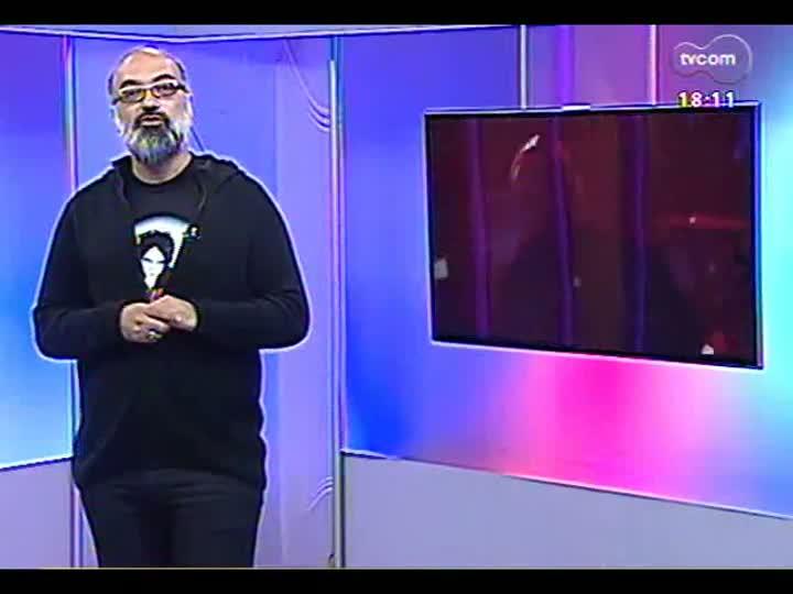 Programa do Roger - Caetano lança novo clipe - bloco 3 - 16/04/2013