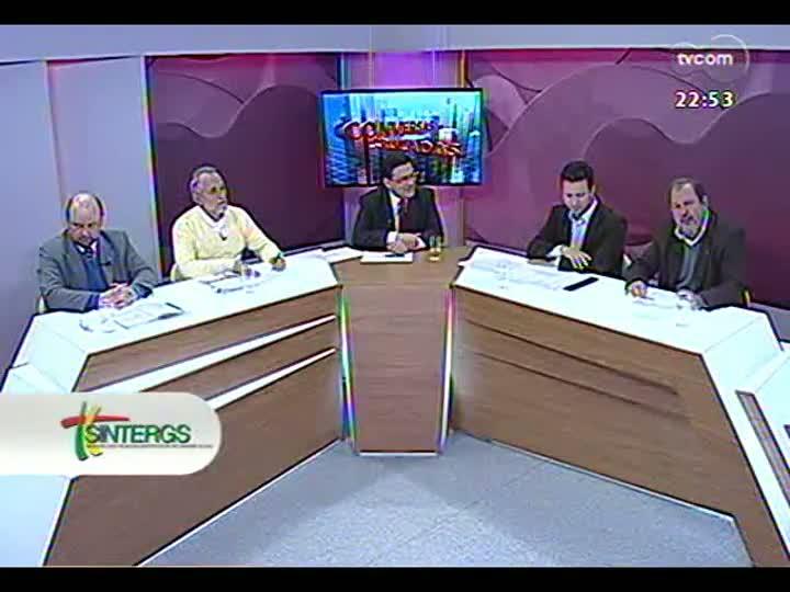 Conversas Cruzadas - Avaliação do que está acontecendo de novo em Brasília com o resultado do clamor popular - Bloco 2 - 27/06/2013