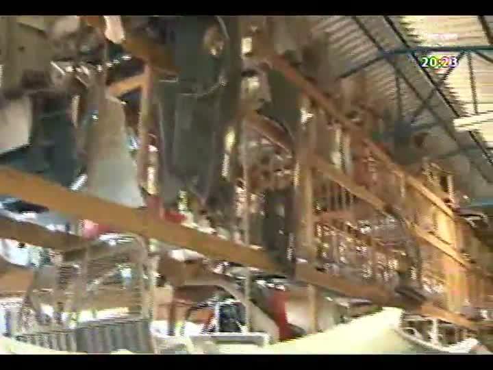 TVCOM 20 Horas - Saiba quais são as primeiras ações da Lei dos Desmanches - Bloco 3 - 06/08/2013
