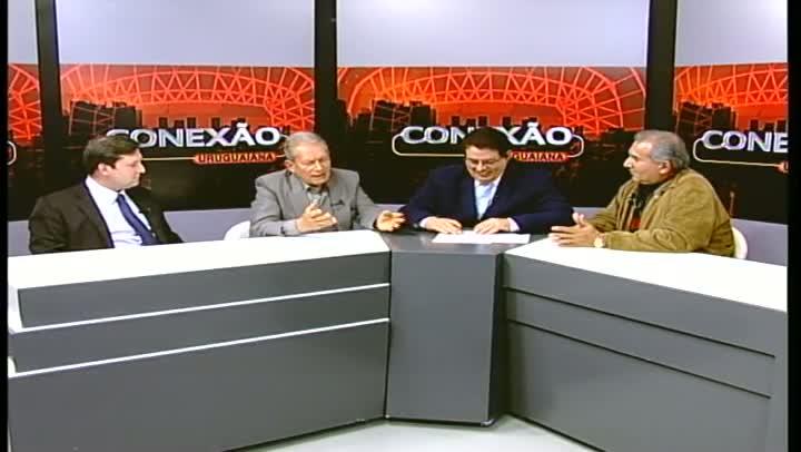 Conexão Uruguaiana fala sobre a ponte que liga Brasil e Argentina - bloco 3