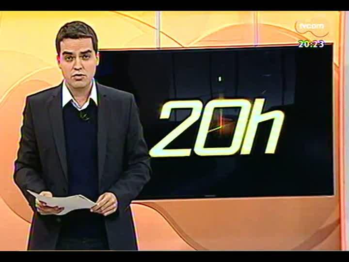 TVCOM 20 Horas - Uma entrevista com o ministro da Secretaria da Micro e Pequena Empresa, Afif Domingos - Bloco 2 - 14/08/2013