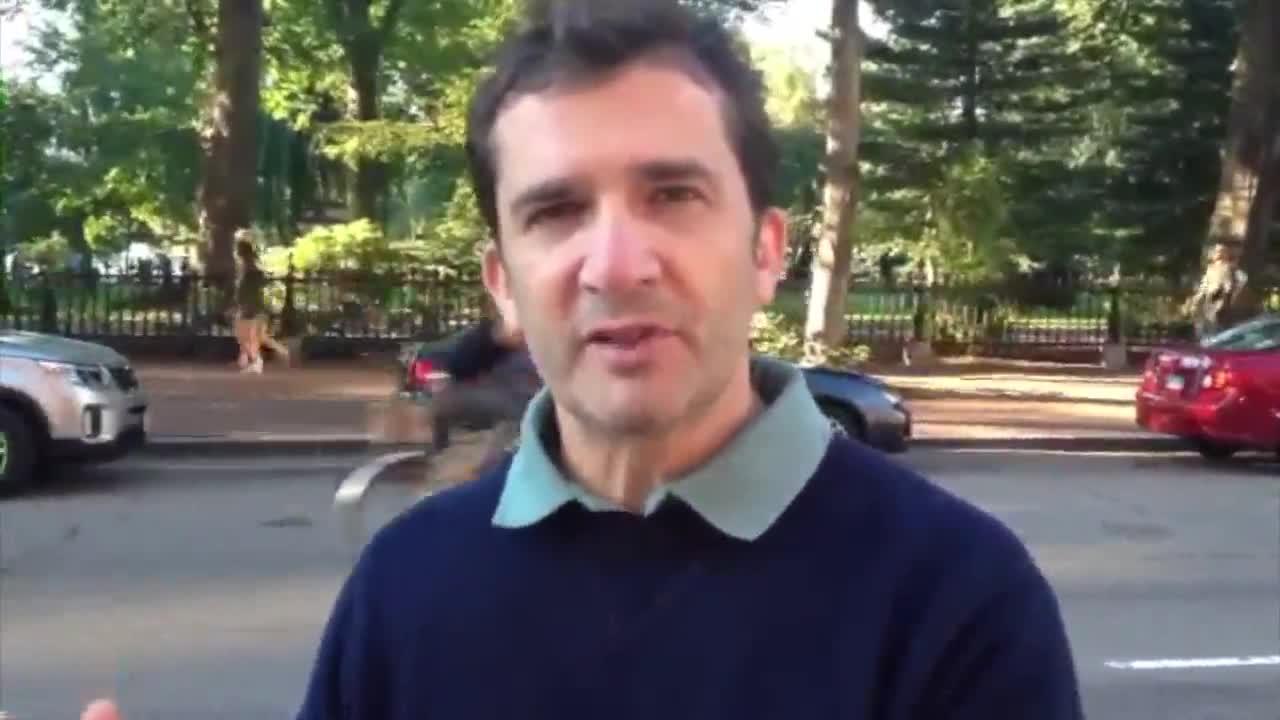Jogo Rápido - Jogadores da seleção Brasileira aproveitam dia de folga em Boston - 08/09/2013