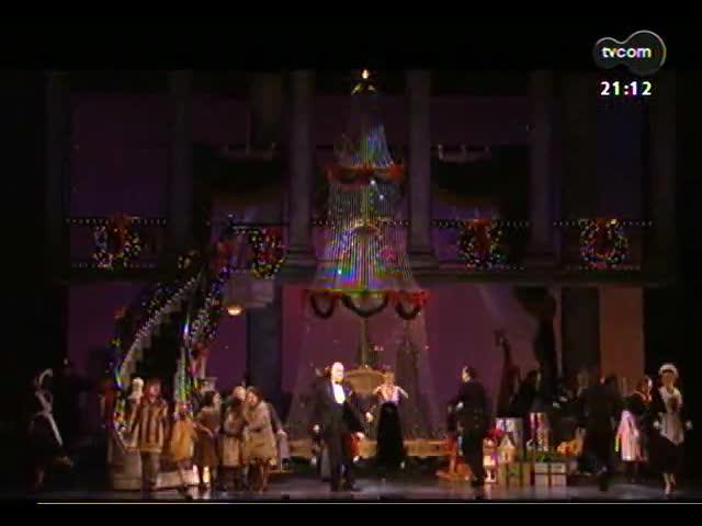 TVCOM Tudo Mais - TVCOM 360: entrevista com dois atores do musical da Broadway \'Annie\'