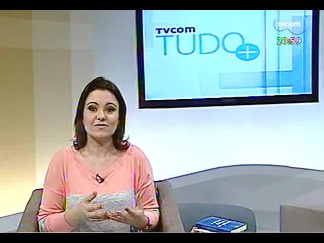TVCOM Tudo Mais - Confira os preparativos do 28º Enart, que ocorre de 15 a 17 de novembro