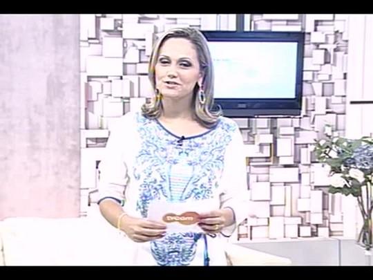 TVCOM Tudo Mais - 3o bloco - Quadro arquitetura e decoração - 12/12/2013