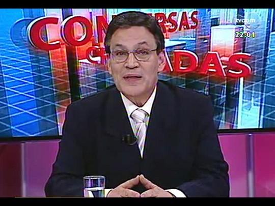 Conversas Cruzadas - Governistas e oposicionistas debatem sobre o desempenho da Assembleia e do governo Tarso - Bloco 1 - 18/12/2013