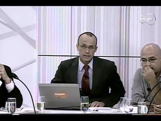 Conversas Cruzadas - 2o bloco - Questão indígena no Morro dos Cavalos - 09/01/2014