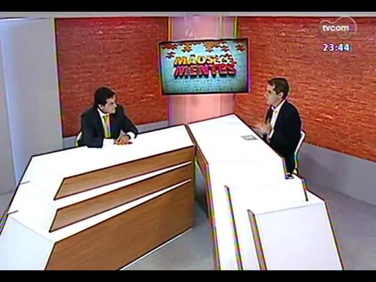 Mãos e Mentes - Empresário Felipe Ferreira Silva - Bloco 2 - 14/03/2014