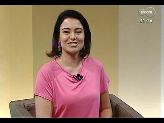 TVCOM Tudo Mais - TVCOM360: conversa com Duda, ex-jogadora da seleção, e a estudante Geórgia Balardin