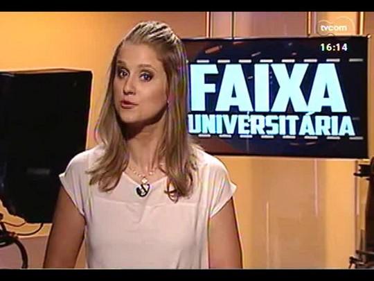 Faixa Universitária - \'Papo Faixa\' com alunos da UniRitter