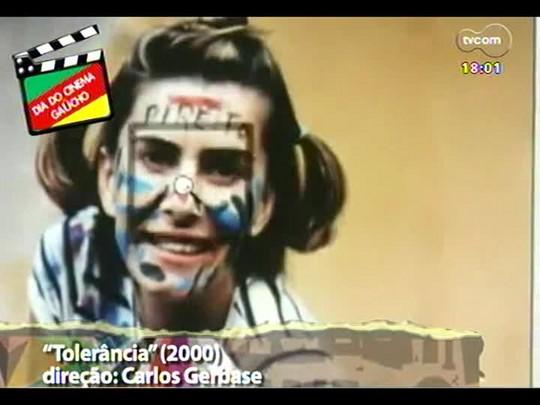 """Programa do Roger - Filme: \""""Tolerância\"""" 2000, Diretora Patrícia Monegatto fala do curta \""""Diários Daltônicos\"""" + Músicos Arthur Faria e Omar Giammarco - Bloco 2 - 27/03/2014"""