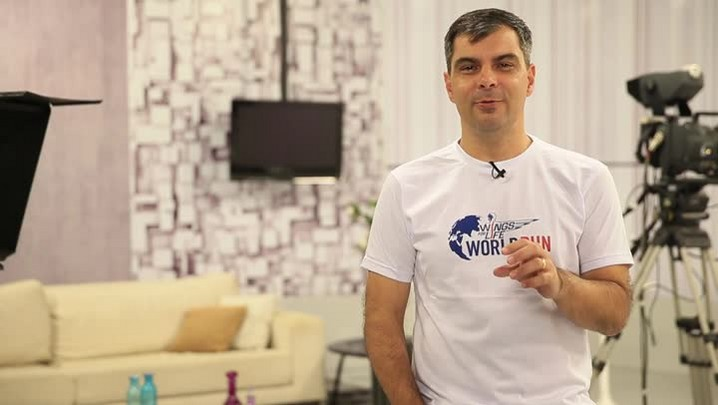 Papo de corredor: Faraco explica porque a Wings For Life World Run é especial