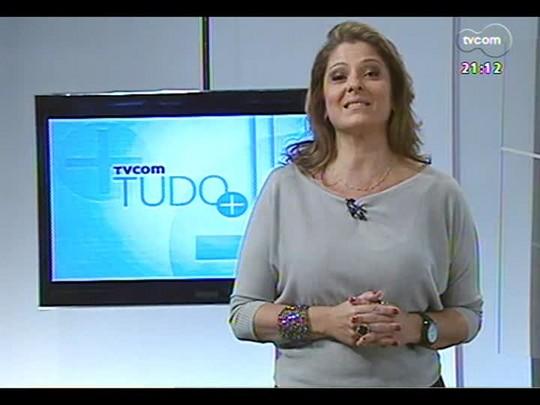 TVCOM Tudo Mais - Torcendo no Brasil - mas pela Alemanha - em Nova Petrópolis
