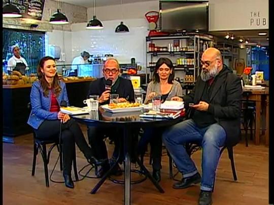 Café TVCOM - Conversa sobre os acontecimentos da semana - Bloco 1 - 19/07/2014