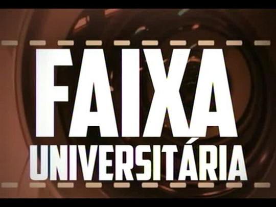 Faixa Universitária - \'Veríssimo em Quadrinhos\' na reportagem da Unicruz
