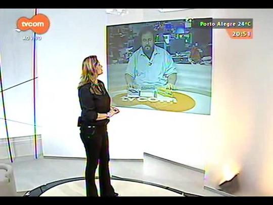 TVCOM Tudo Mais - Carlos André Moreira dá suas dicas de leitura para a semana