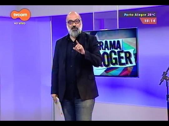 Programa do Roger - Vem aí: Claus e Vanessa - Bloco 3 - 18/11/2014