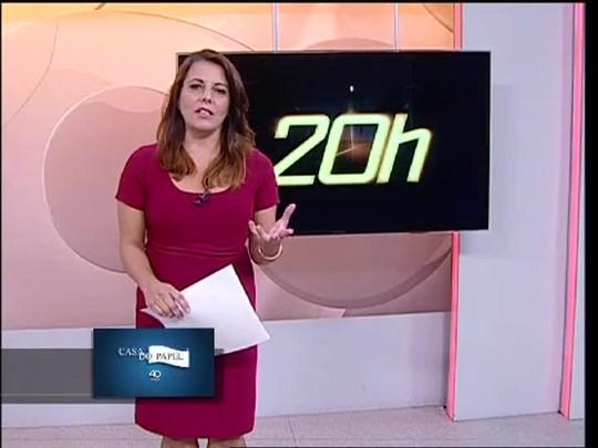 TVCOM 20 Horas - Reflexos dos protestos dos caminhoneiros - 03/03/15