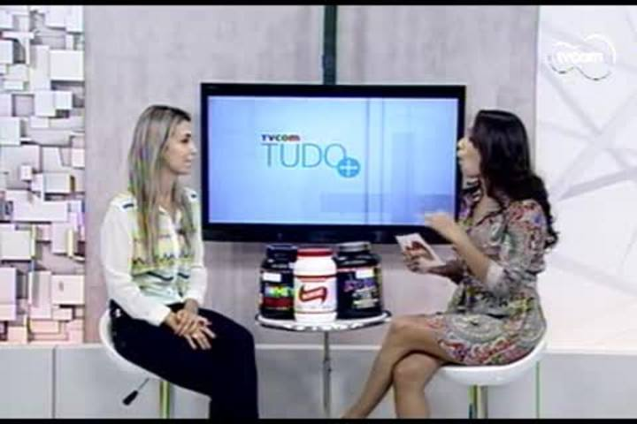 TVCOM Tudo+ - Dieta esportiva: consumo excessivo de ovo pode prejudicar a saúde: quadro saúde e beleza - 03.03.15