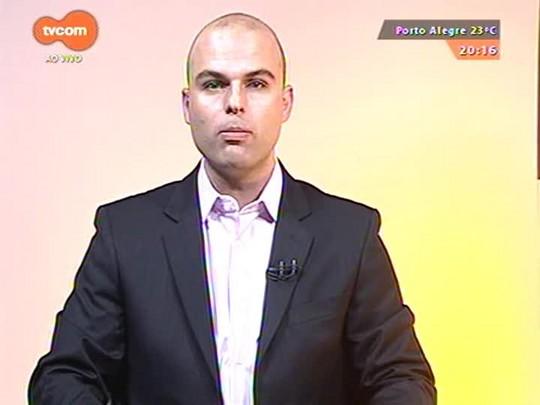 TVCOM 20 Horas - Assembleia Legislativa acata pedido de cassação de Sossella - 31/03/2015