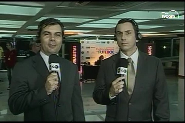TVCOM Esportes - 1º Bloco - 04.05.15