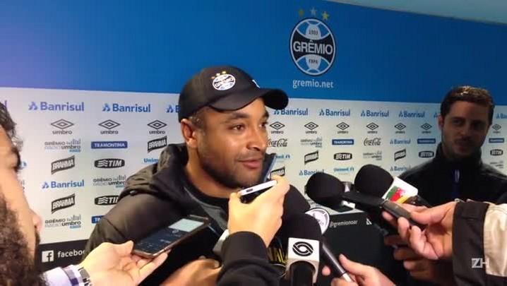 Roger fala sobre o Grêmio após dois meses como treinador