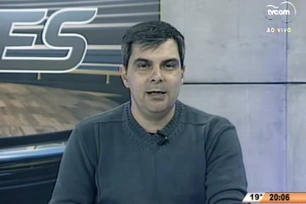 TVCOM Esportes. 3ºBloco. 27.08.15