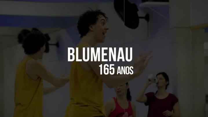 Amar Blumenau - Ensinar