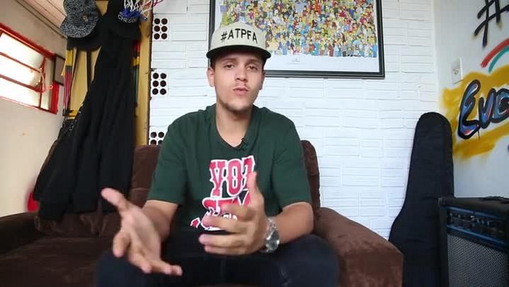 Talentos da Comunidade: Di Juan, a voz do reggaeton de Floripa