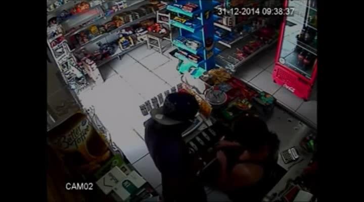 Assaltante de Camobi é preso