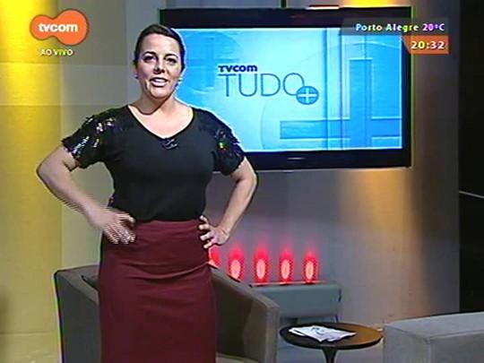 TVCOM Tudo Mais - Vanessa da Rocha entrevista o comediante Rafael Cortez