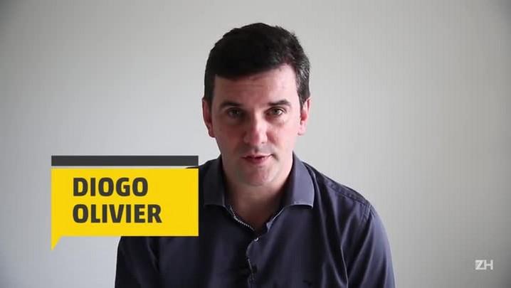 Diogo Olivier: o pecado mortal do Grêmio
