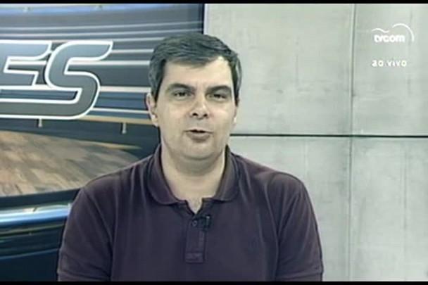 TVCOM Esportes. 3ºBloco. 20.10.15
