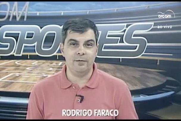 TVCOM Esportes. 1º Bloco. 13.11.15